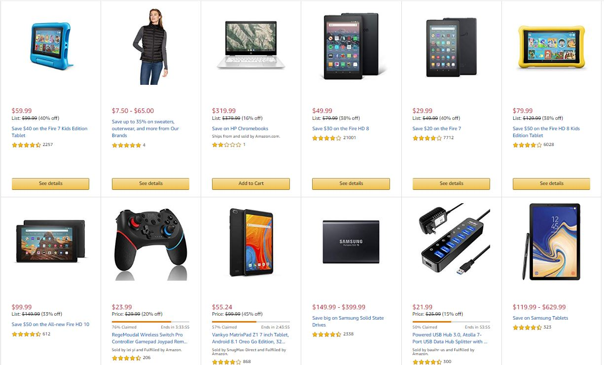 Deals on Computers and Gaming