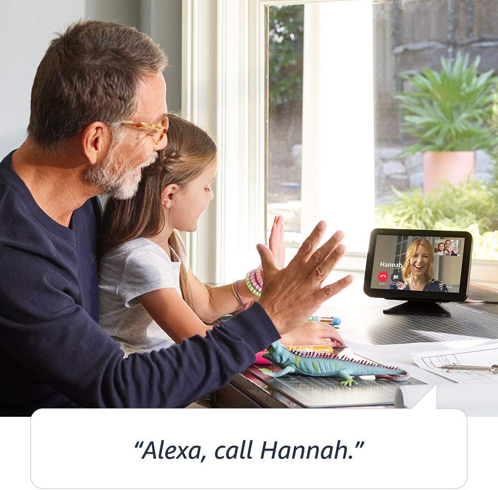 Echo Show 8 Video Chat