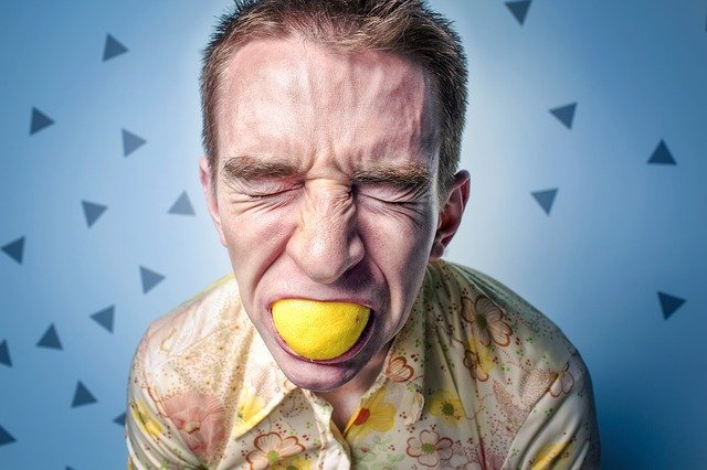 The Physical effects of consuming Lemons