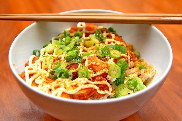What is Healthy Chinese Food?