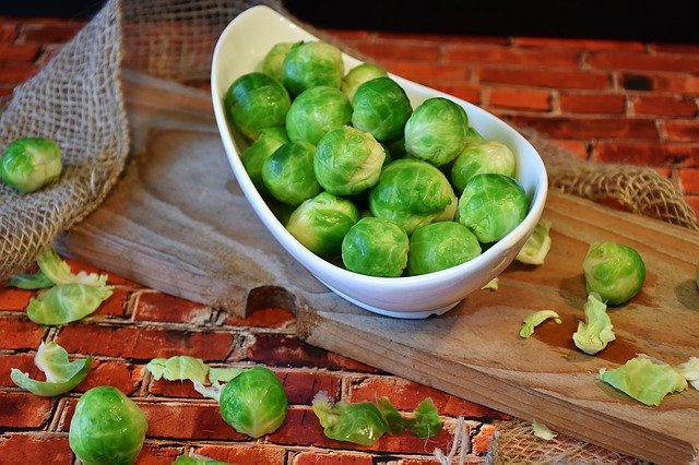 Brussels Sprouts are Healthy Foods for Losing Weight