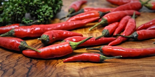 Chili is Healthy Foods for Losing Weight