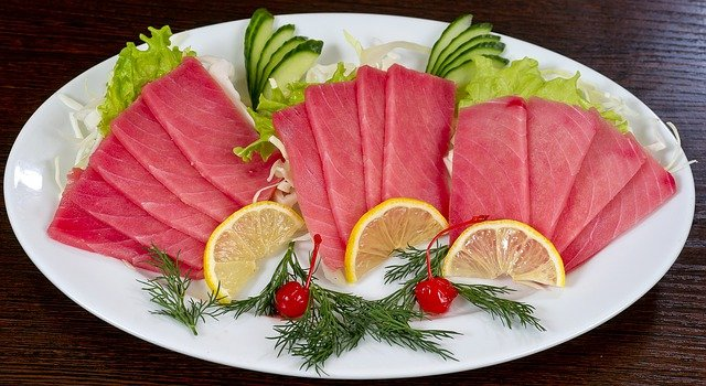 Fish is a Healthy Food for Losing Weight