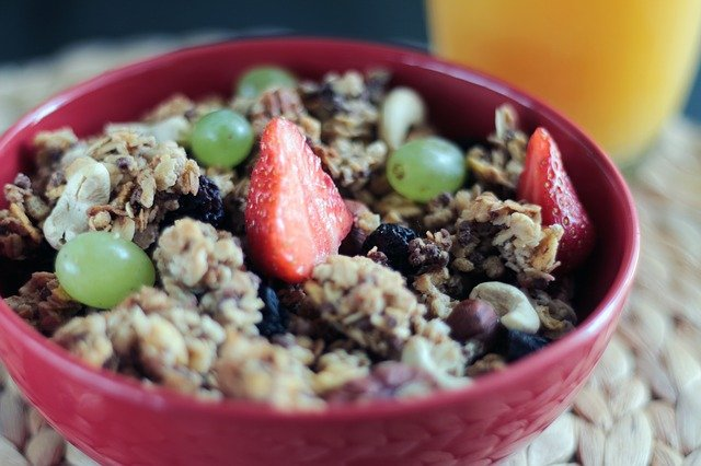 High-Fiber Meals are Healthy Foods for Losing Weight