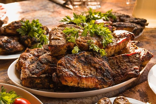 Meat is a Healthy Food for Losing Weight