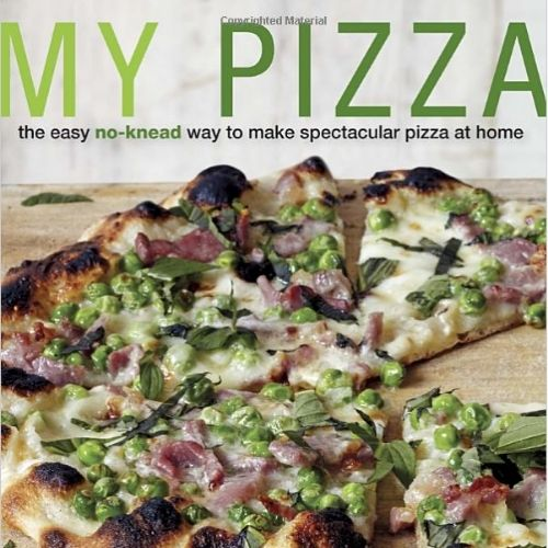 Pizza Making Products A Cookbook to make in 5 minutes no-knead Pizzas at Home