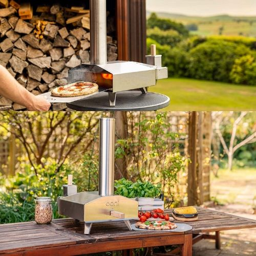 Pizza maker portable outdoor oven product