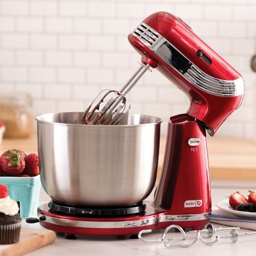 Pizza making dough mixer product