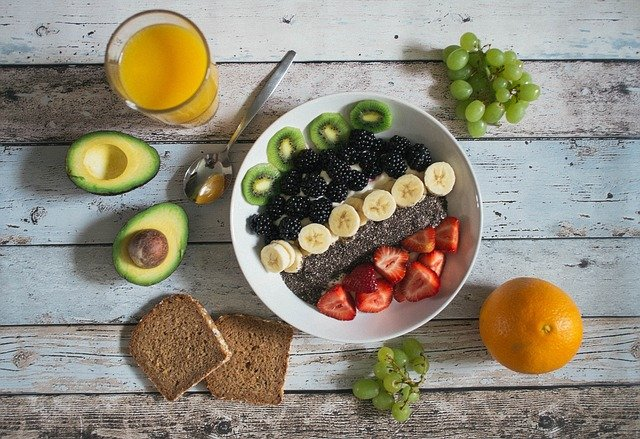 Superfoods for a healthy breakfast