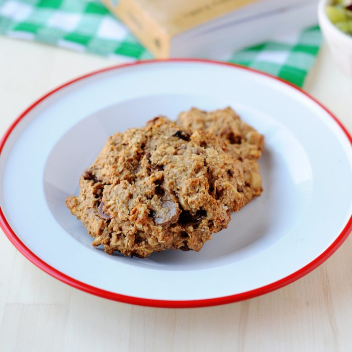 Sweet Oatmeal Breakfast Biscuits for a Healthy Breakfast