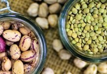 High protein vegan foods
