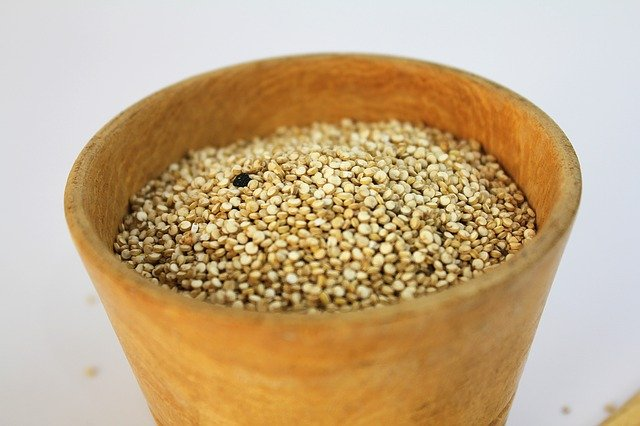 Pseudocereals are foods rich in fiber content.