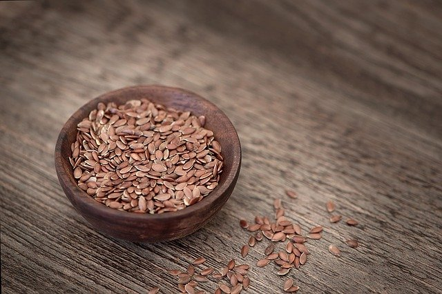 Seeds are foods high in fiber content.