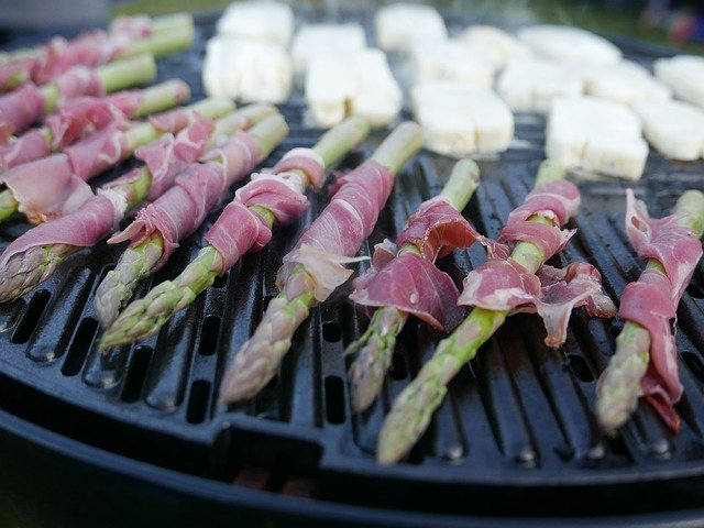 Best way to cook asparagus on the grill