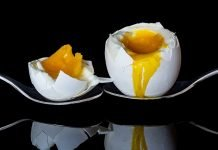 Easiest to peel hard boiled eggs