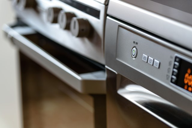 How often should you decalcify the dishwasher