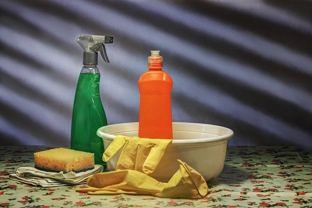 How to clean rubber products easy in six steps explained in summary