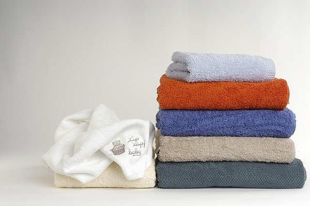 Sort the towels correctly