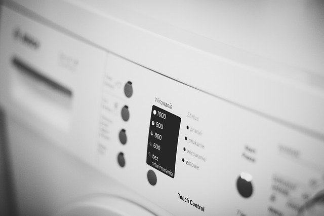 Preventing mold growth in the washing machine
